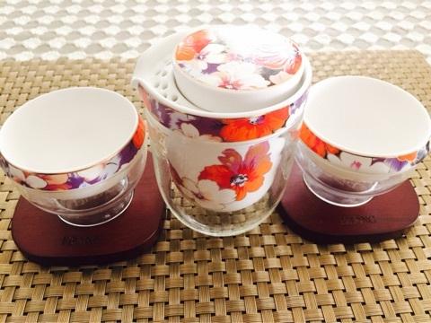 台湾で購入した茶器